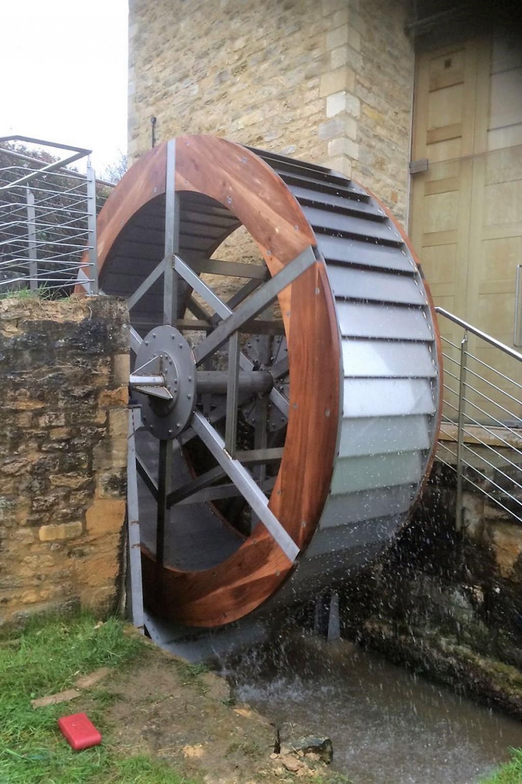 waterwheel constant