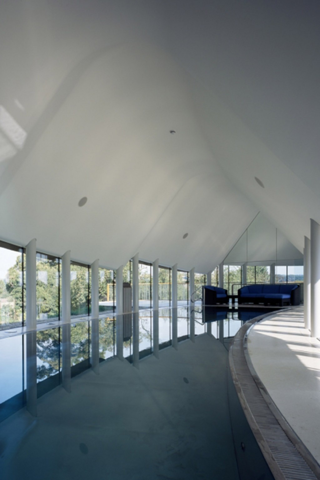 Chilterns Poolhouse 2