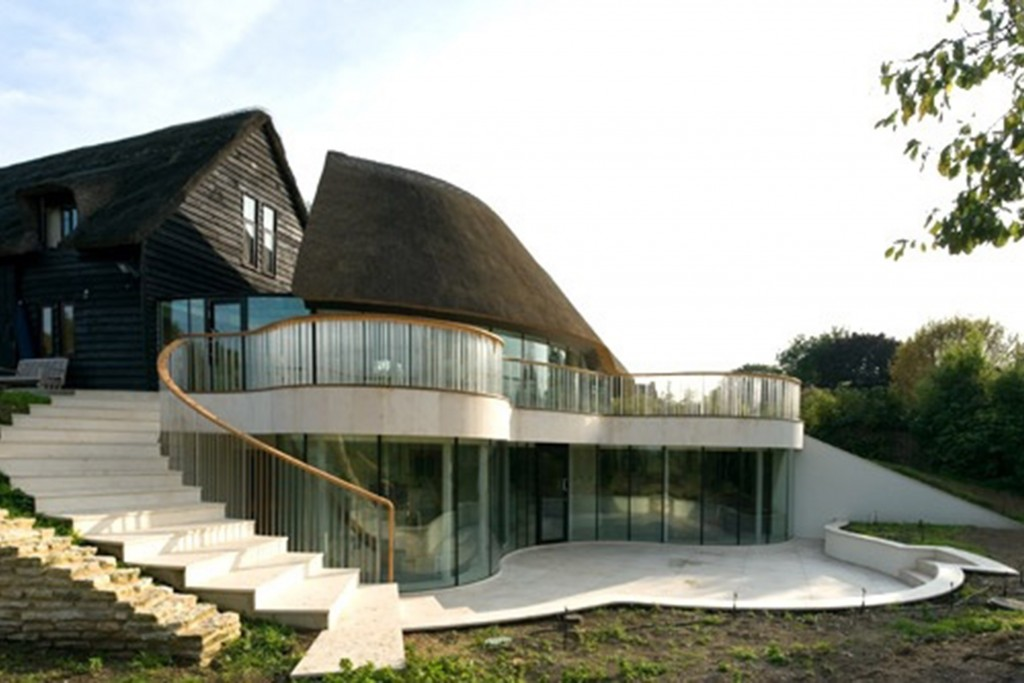 Chilterns Poolhouse 4