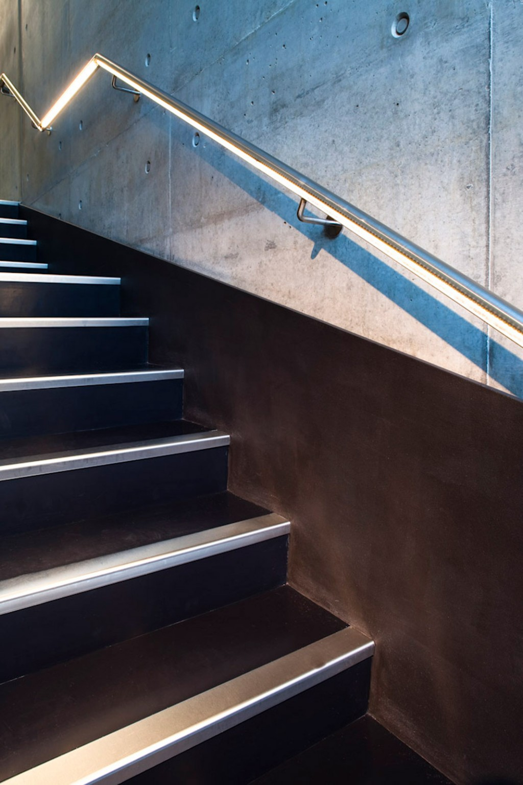 Towner Gallery Staircase 3