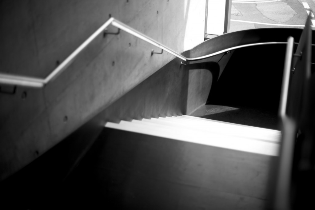 Towner Gallery Staircase 4