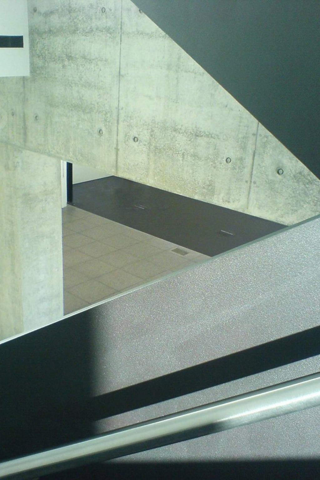 Towner Gallery Staircase 5