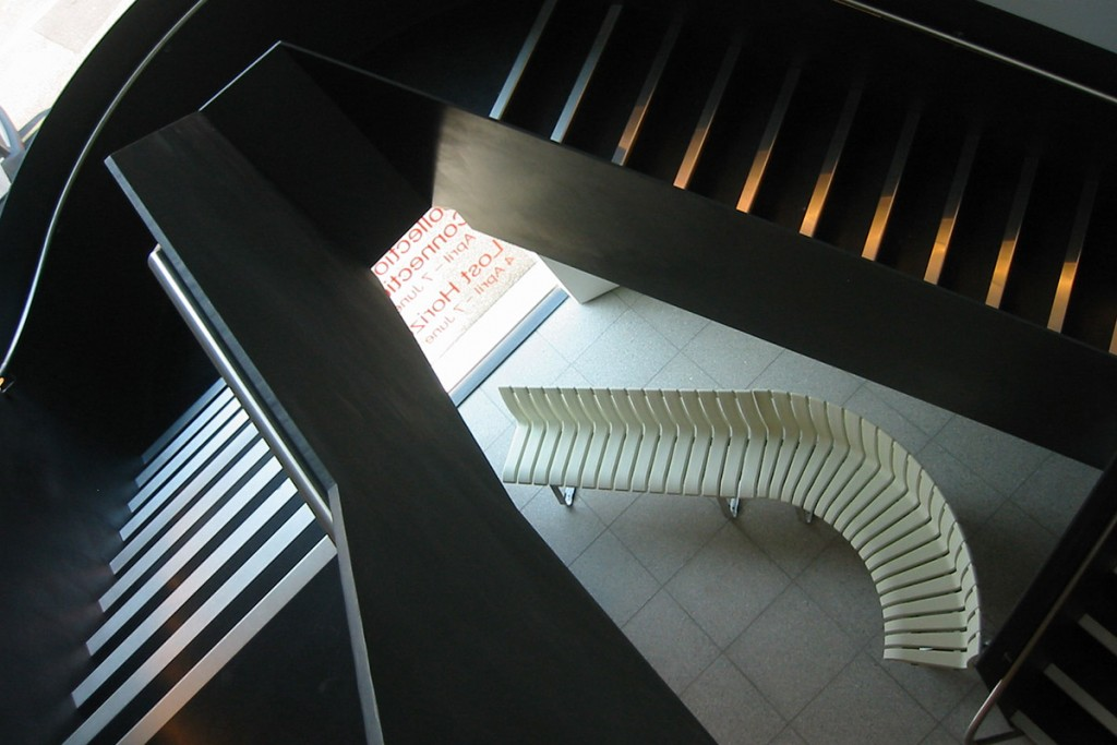 Towner Gallery Staircase thumb